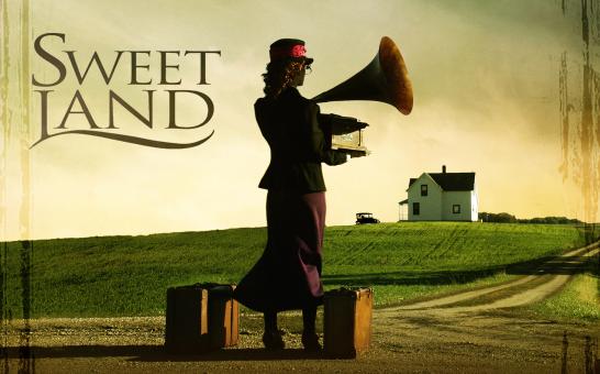Sweet Land poster card