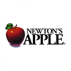 newton's apple logo