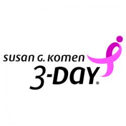 susan g komen 3-day logo